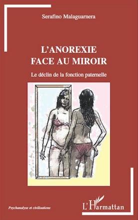 L 39 anorexie face au miroir livre for Miroir psychanalyse
