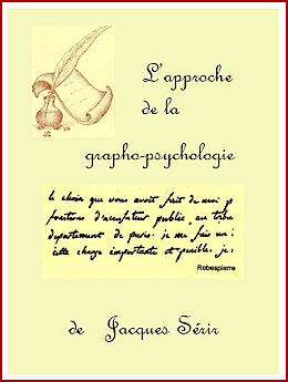 L 39 approche de la grapho psychologie psychologie de l for Ecriture en miroir psychologie